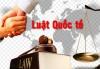 Tìm hiểu ngành Luật quốc tế là gì? học gì? ra trường làm gì?